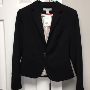 NWT H&M tailored jacket, CUTE! Sz 6